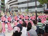 がんばろう日本!! 東日本大震災復興支援高円寺阿波おどり