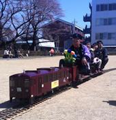4月28日(土)高円寺「わたらせ渓谷鐵道」開通