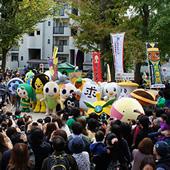 秋の大文化祭イベント「高円寺フェス2013」開催