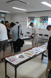 高円寺キャラ第一次選考会開催