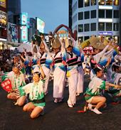 8月26日・27日 第61回東京高円寺阿波踊り開催