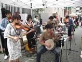 最大規模の『高円寺フェス2009』開催