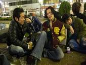 高円寺を舞台にした映画「おやすみアンモナイト貧乏人抹殺篇/貧乏人逆襲篇」公開